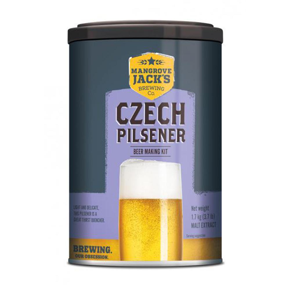 Mangrove Jack's International Series Czech Pilsener