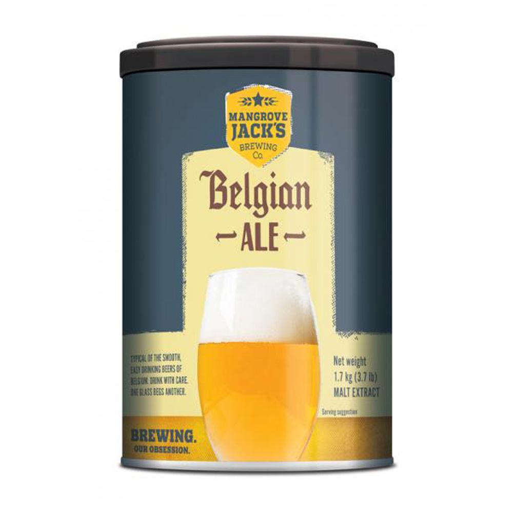 Mangrove Jack's International Series Belgian Ale