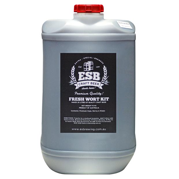 ESB Fresh Wort Kit - Five Malts Amber Ale