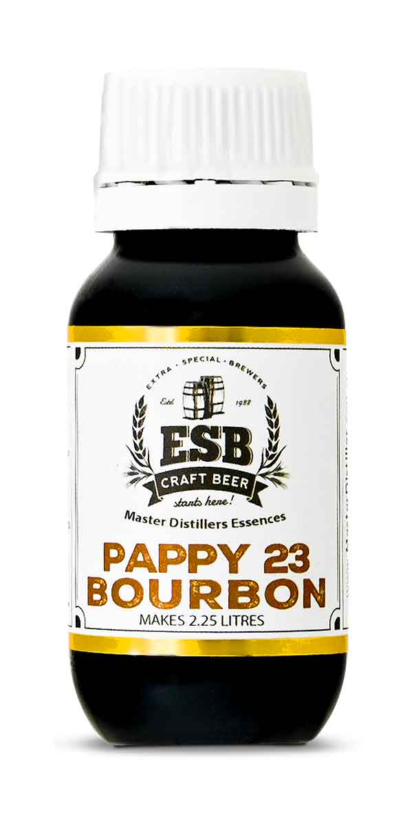 ESB Master Distillers Essences - Pappy 23