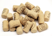 VHA Agglomerate Corks 38x24mm - Pack of 100
