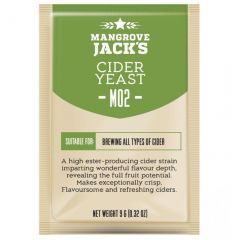 Mangrove Jack's M02 Cider Yeast