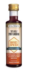 Still Spirits Top Shelf Honey Spiced Whiskey Liqueur
