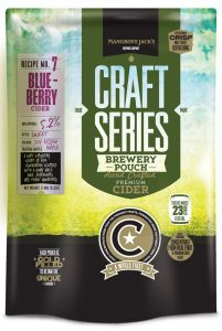 Mangrove Jacks Blueberry Cider Pouch