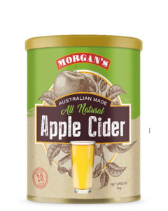 Morgan's Apple Cider