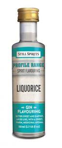 Still Spirits Gin Profile - Liquorice