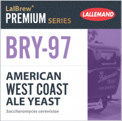 Lallemand BRY-97 American West Coast Yeast 11g