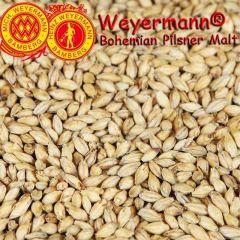 Weyermann Bohemian Pilsener Malted Barley