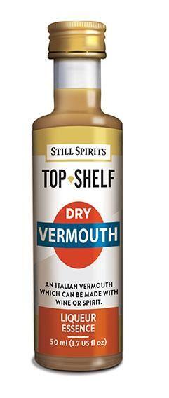 Still Spirit Top Shelf Dry Vermouth