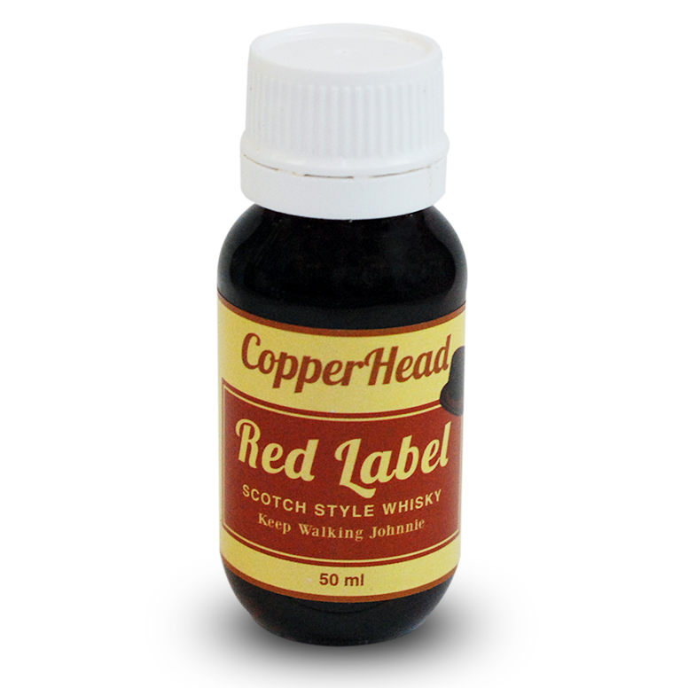 CopperHead Red Label Blended Scotch-Style Whisky
