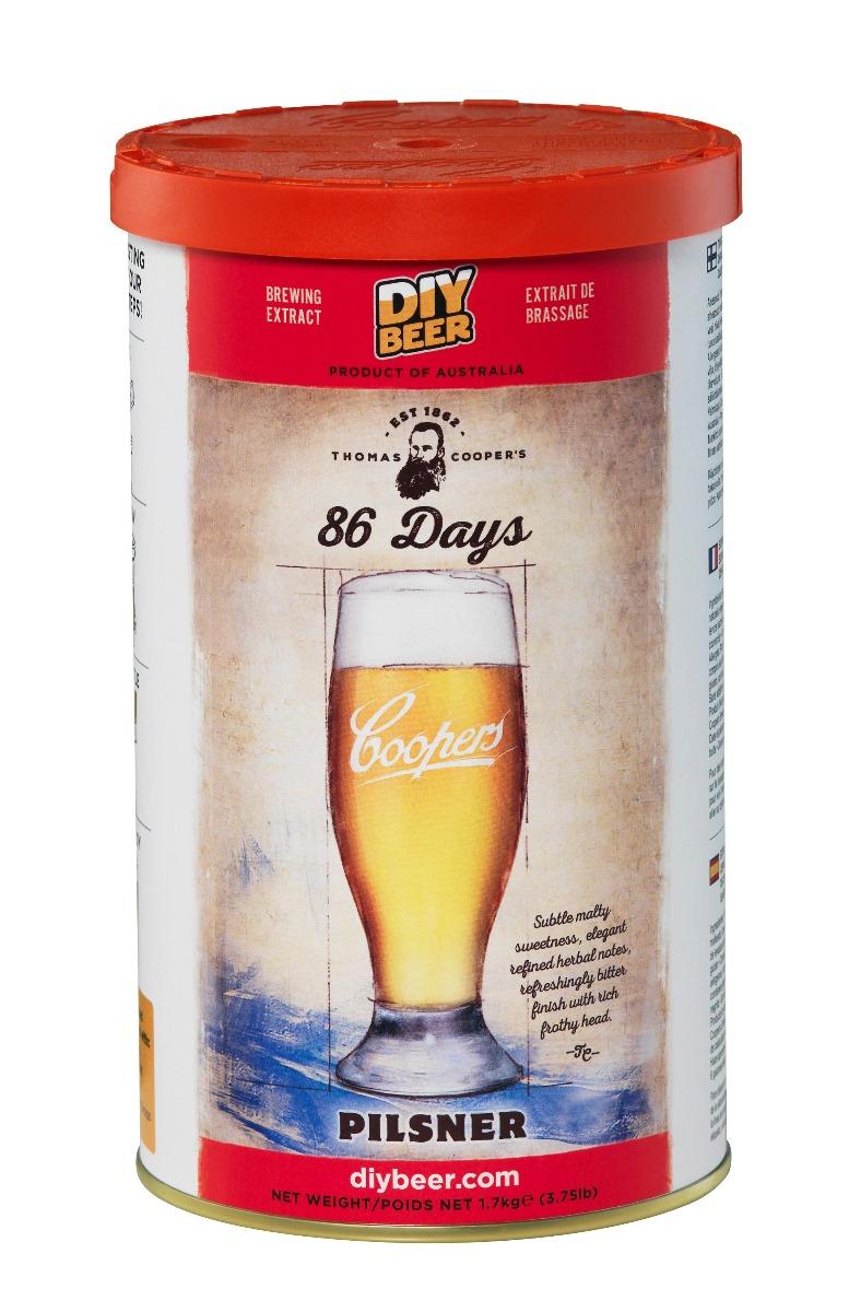 Coopers 86 Days Pilsner