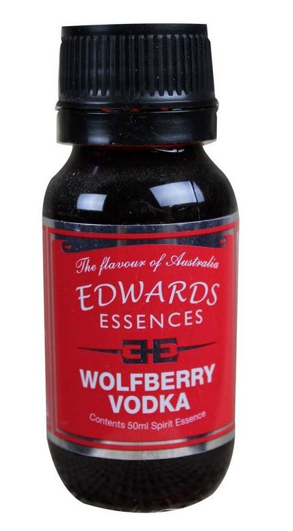 Edwards Essences Wolfberry Vodka