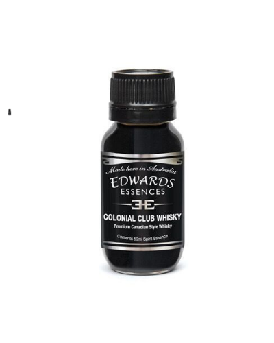 Edwards Essences Colonial Club Whisky