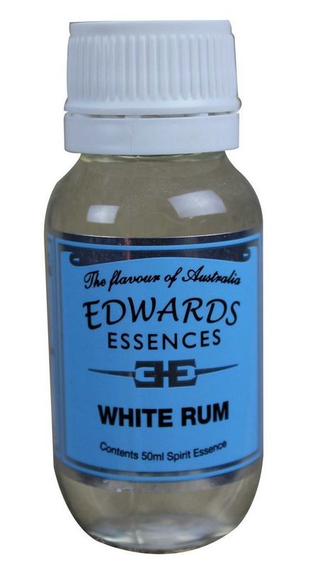 Edwards Essences White Rum