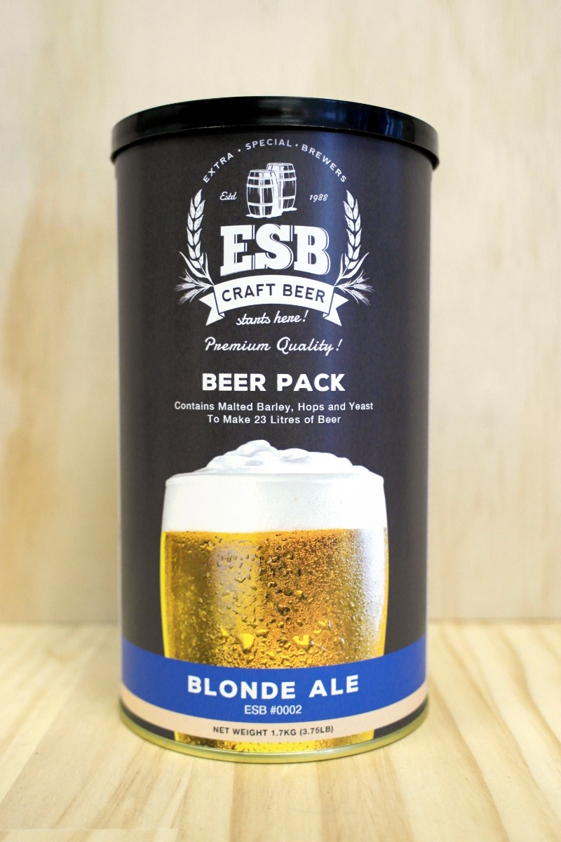 ESB 1.7kg Blonde Ale