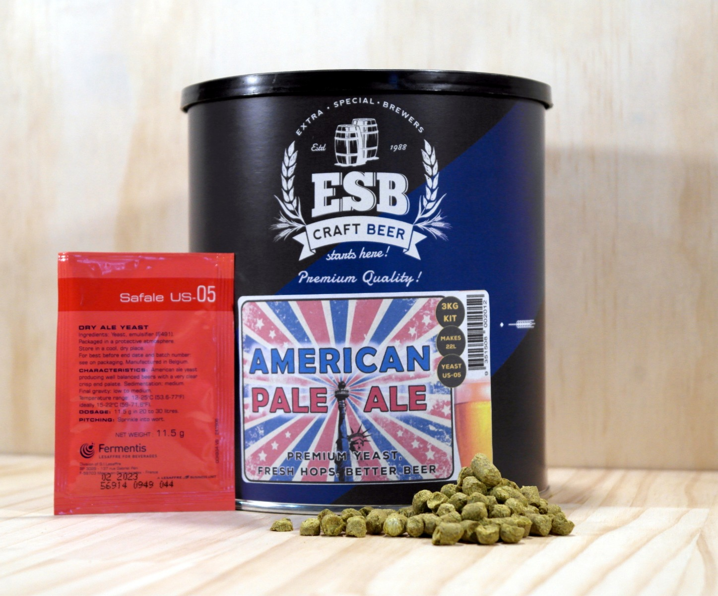 ESB 3kg American APA