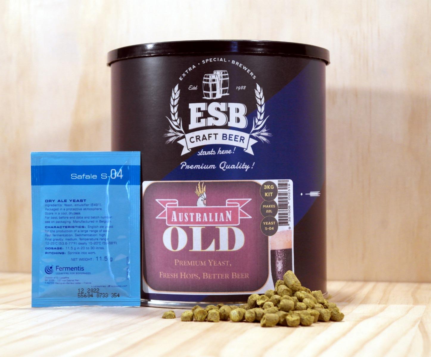 ESB 3kg Australian Old