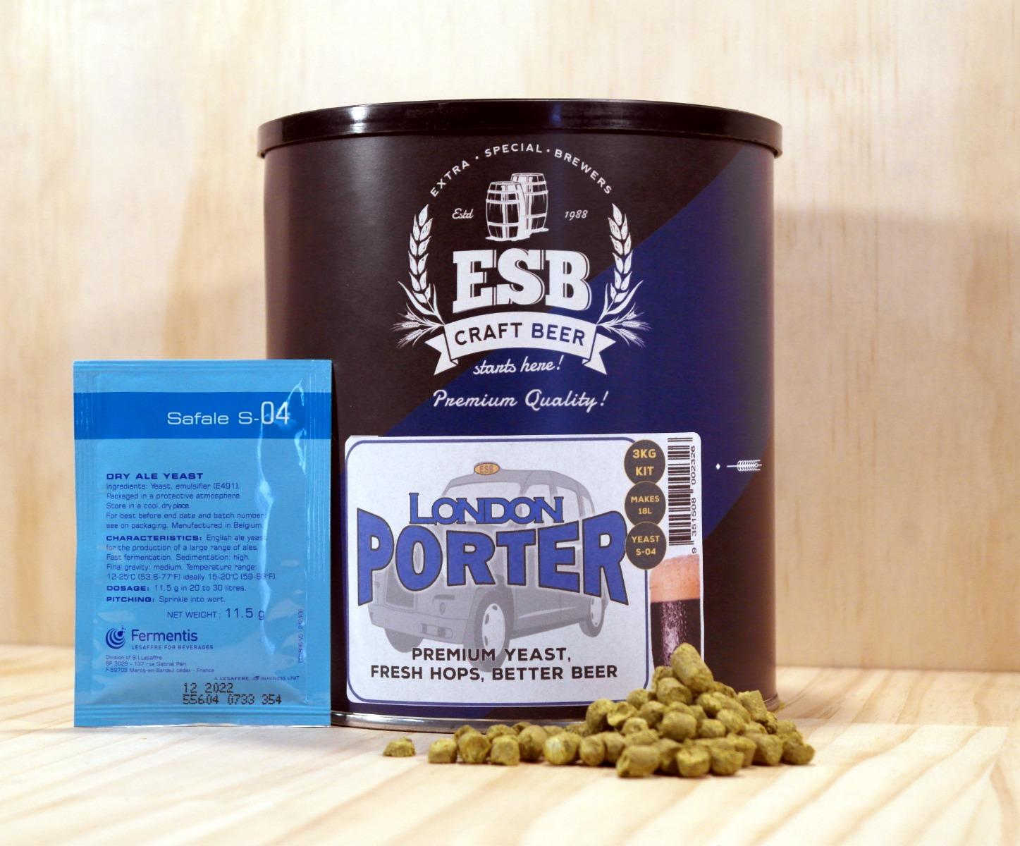 ESB 3kg London Porter