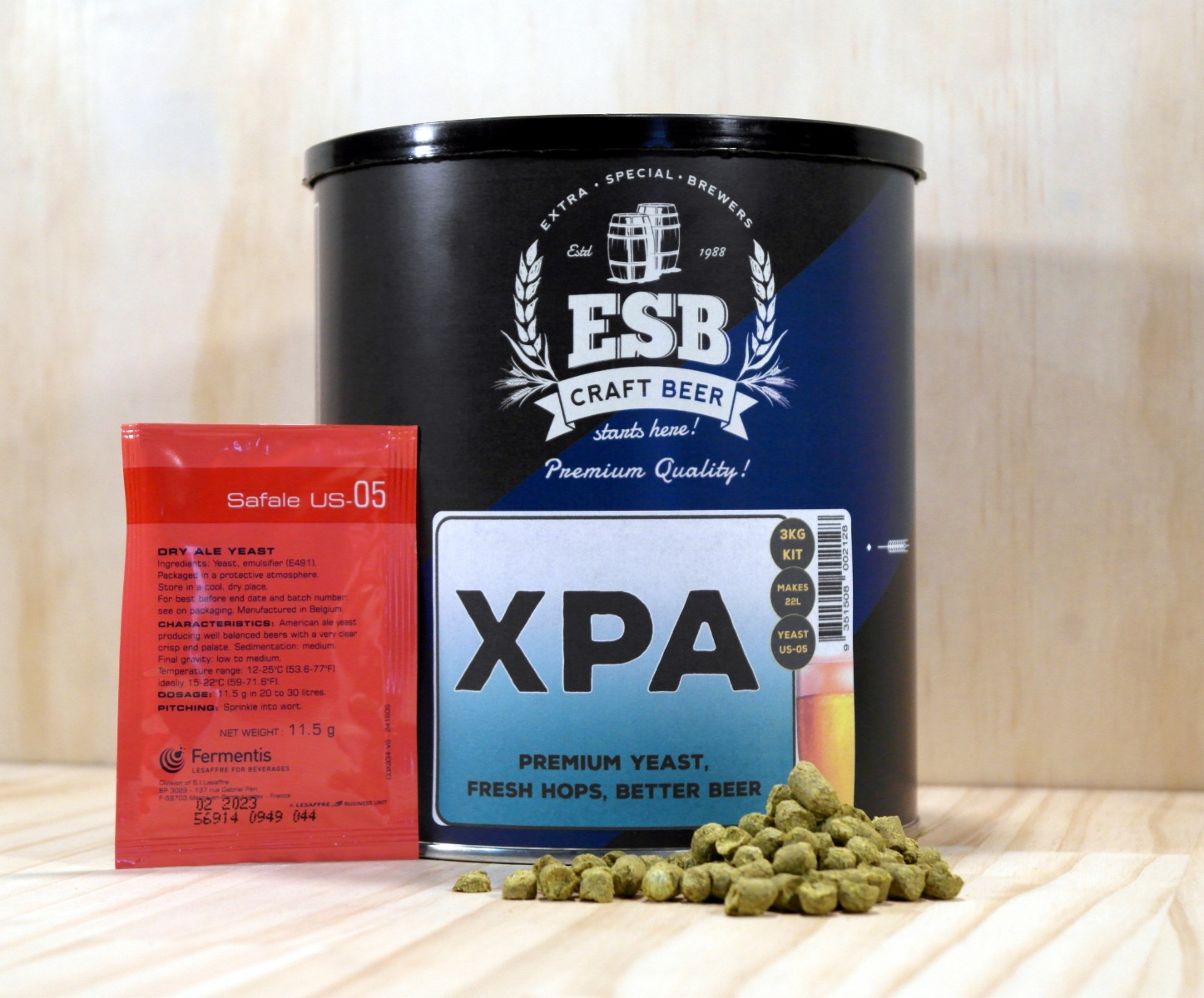 ESB 3kg XPA