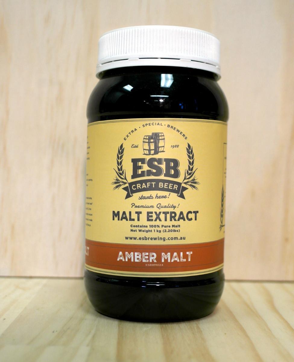 ESB Amber Malt Extract 1 kg