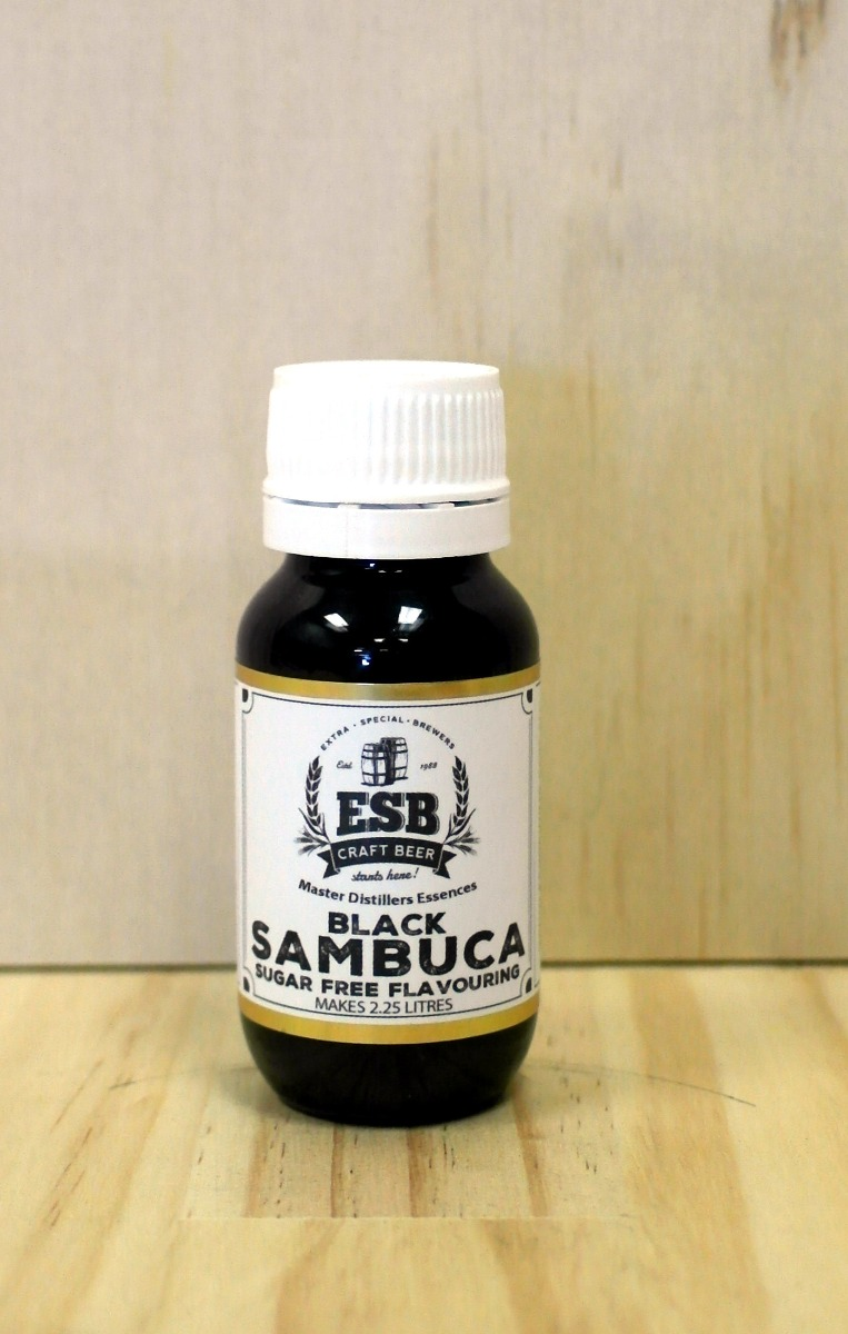 ESB Master Distillers Essences - Black Sambuca