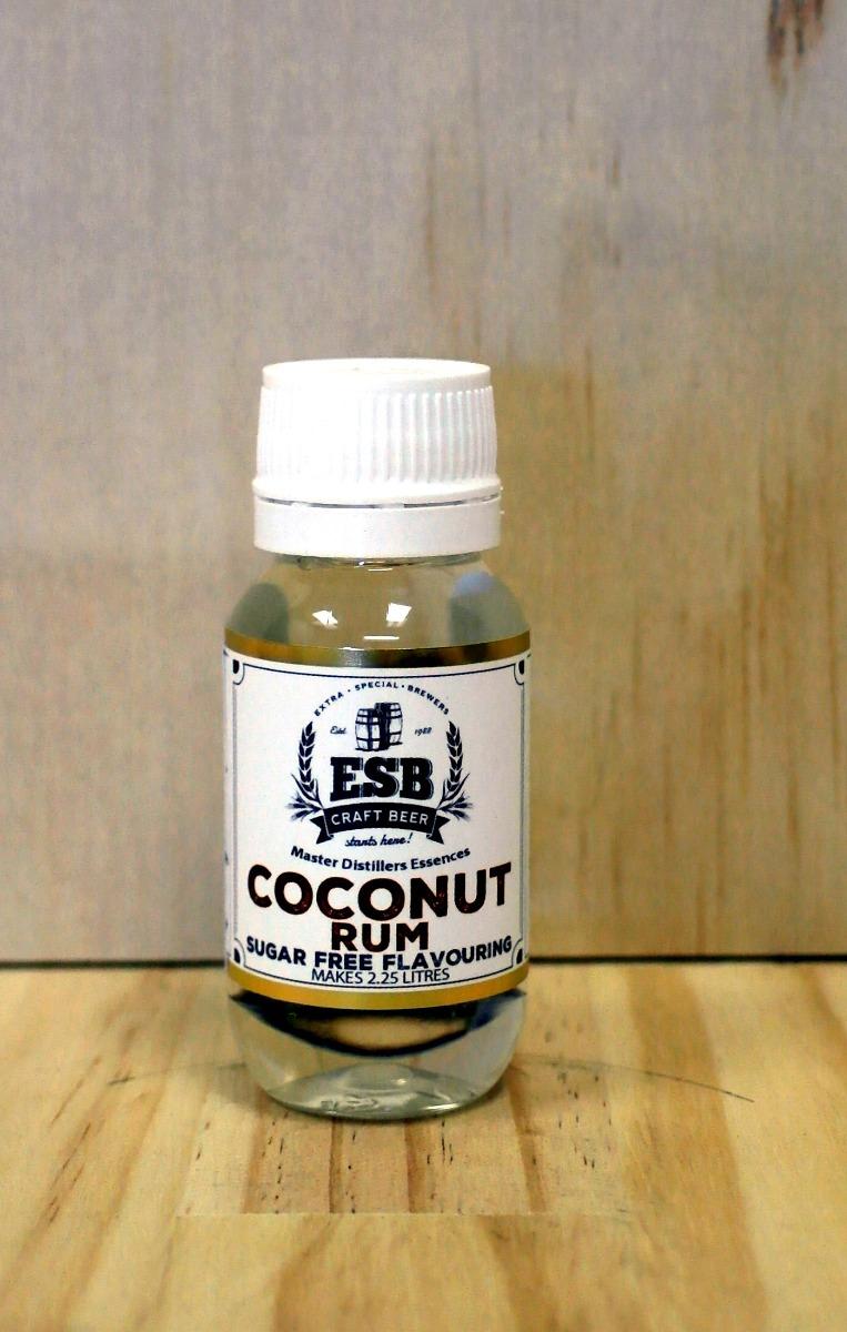 ESB Master Distillers Essences - Coconut Rum