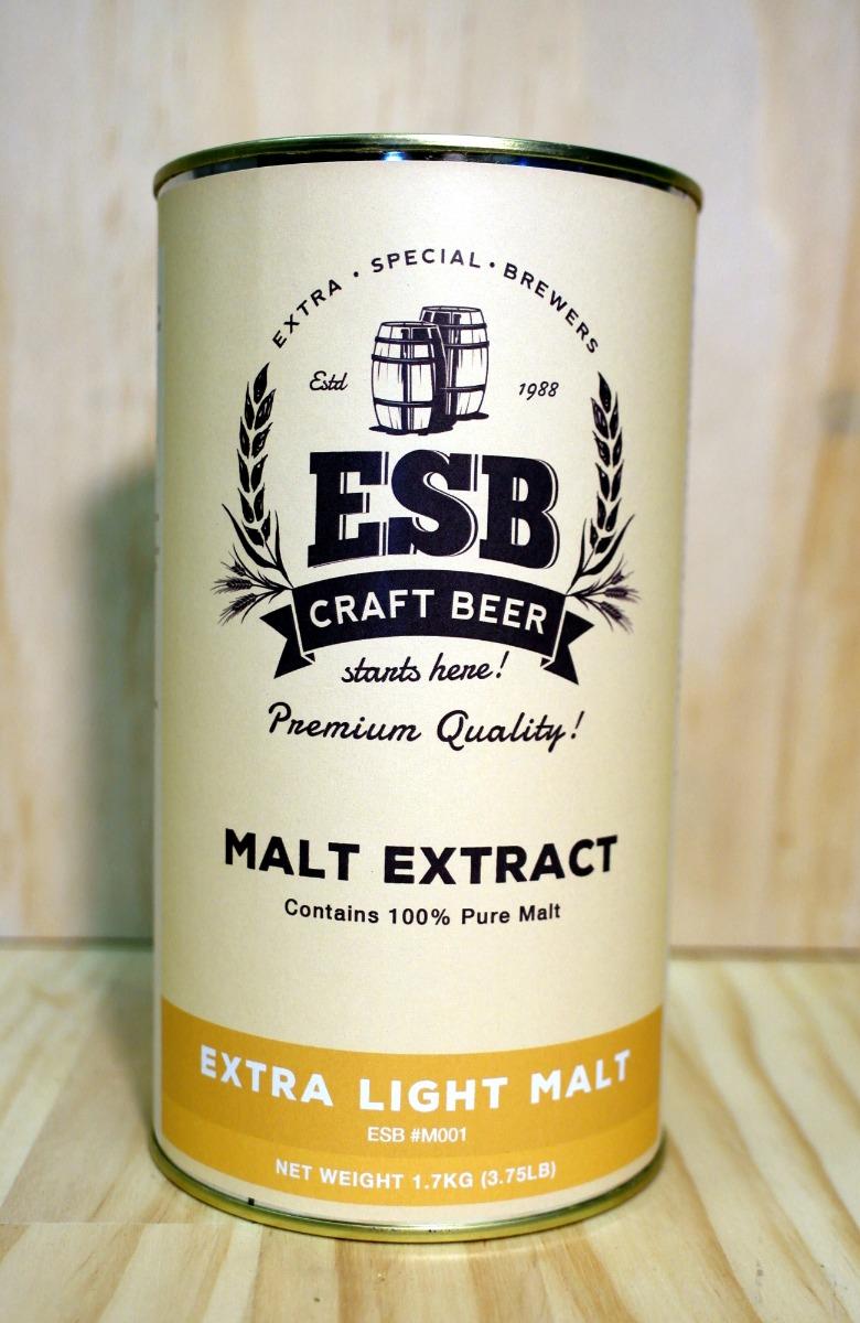 ESB 1.7kg Extra Light Malt Extract
