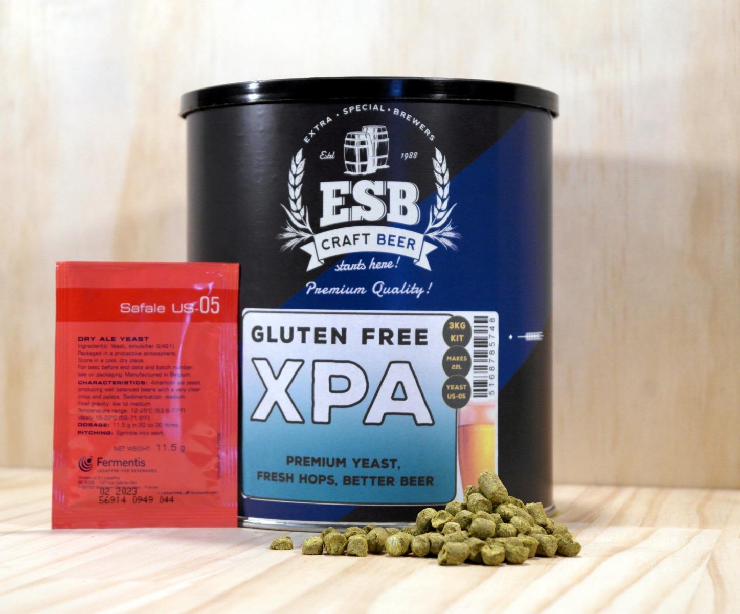 ESB 3kg Gluten Free XPA
