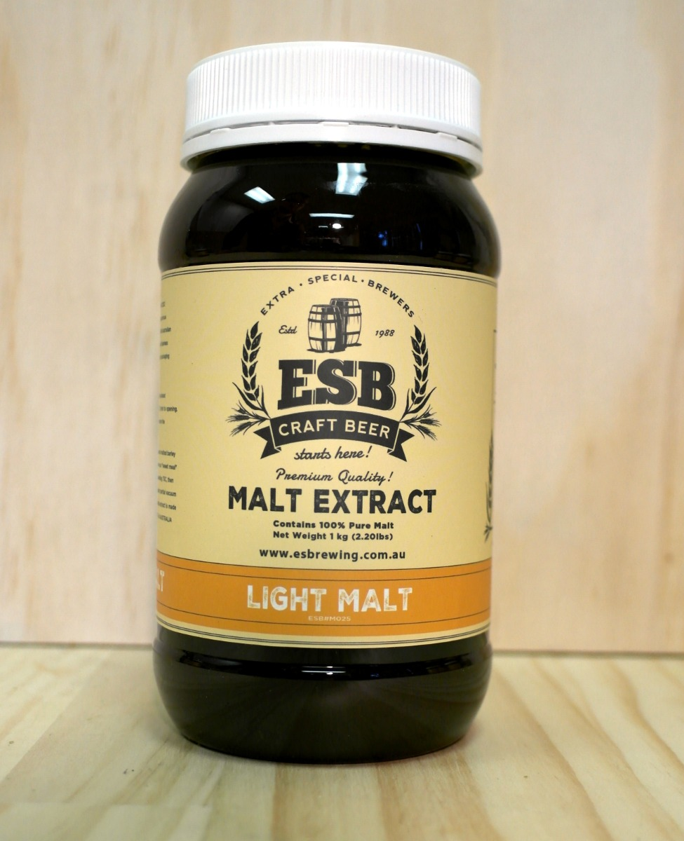 ESB Light Malt Extract 1 kg