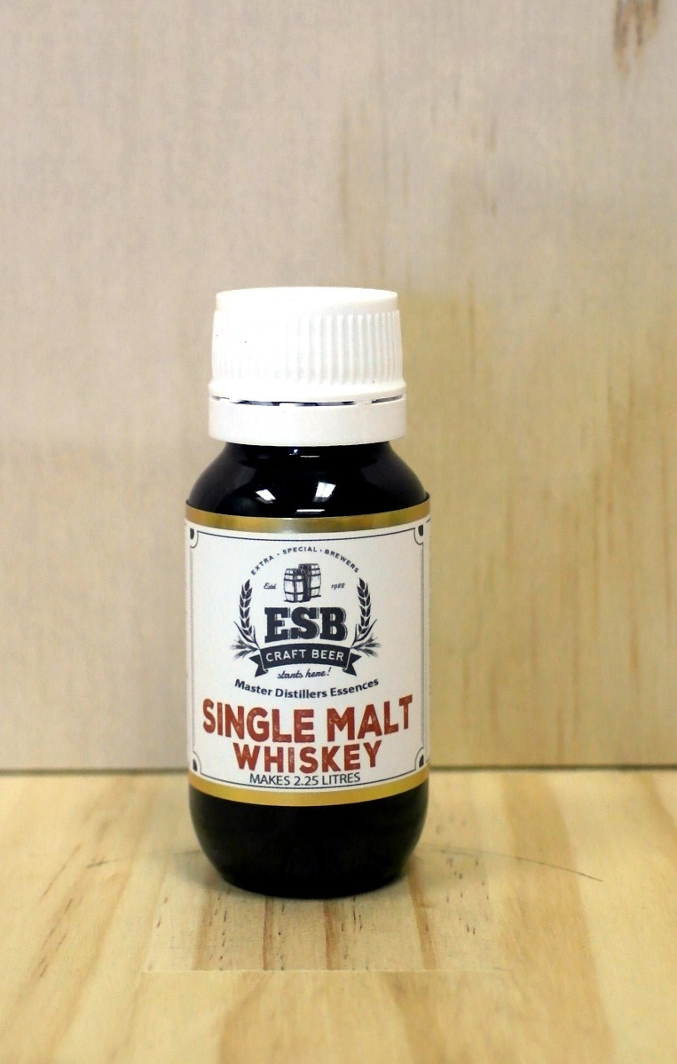 ESB Master Distillers Essences - Single Malt Whiskey