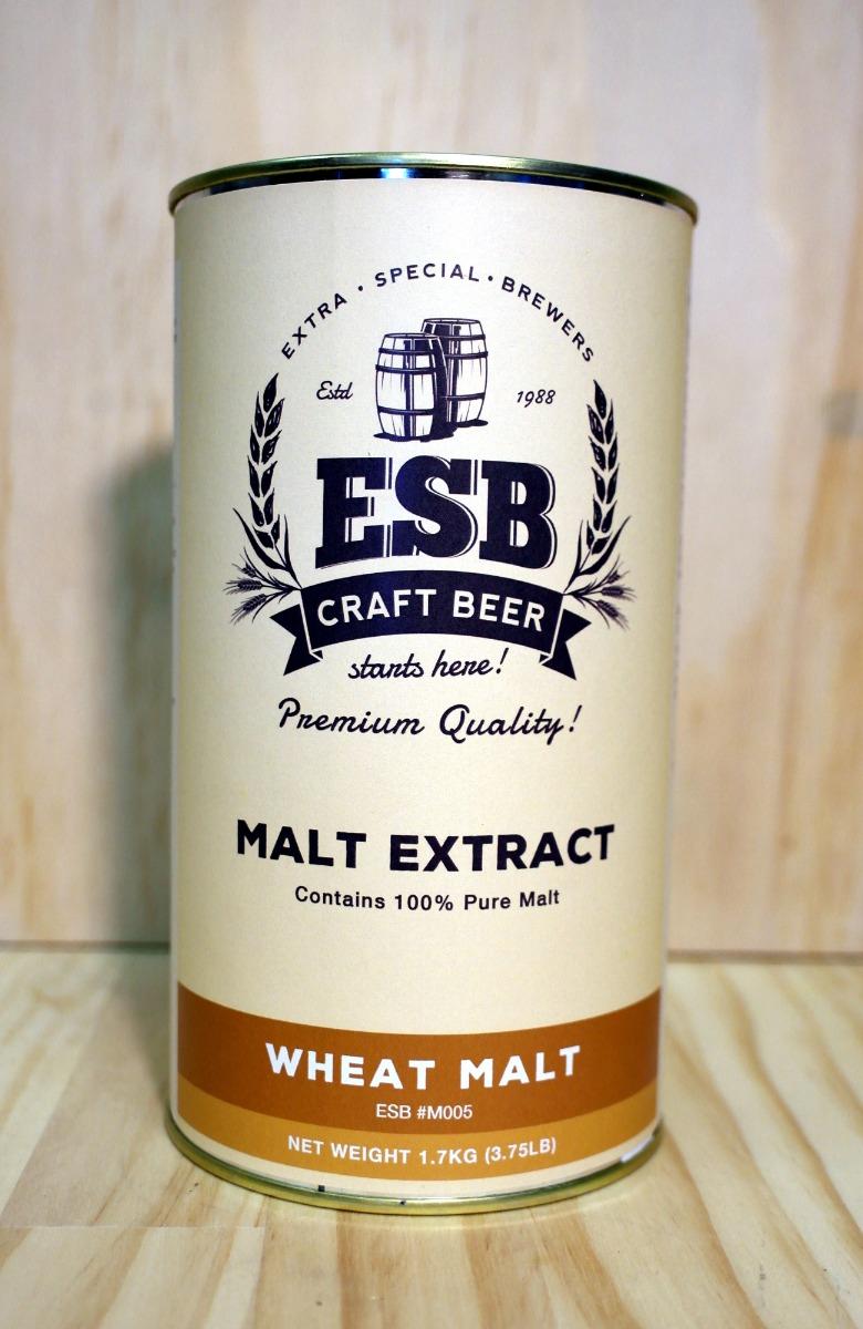ESB 1.7kg Wheat Malt Extract