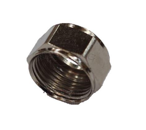 5/8 Inch Hex Nut for Keg Coupler or Tap Shank