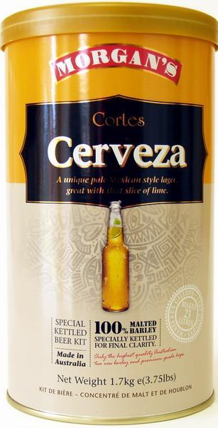 Morgans Premium Corte's Cerveza