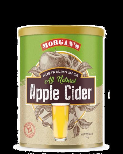 morgans apple cider