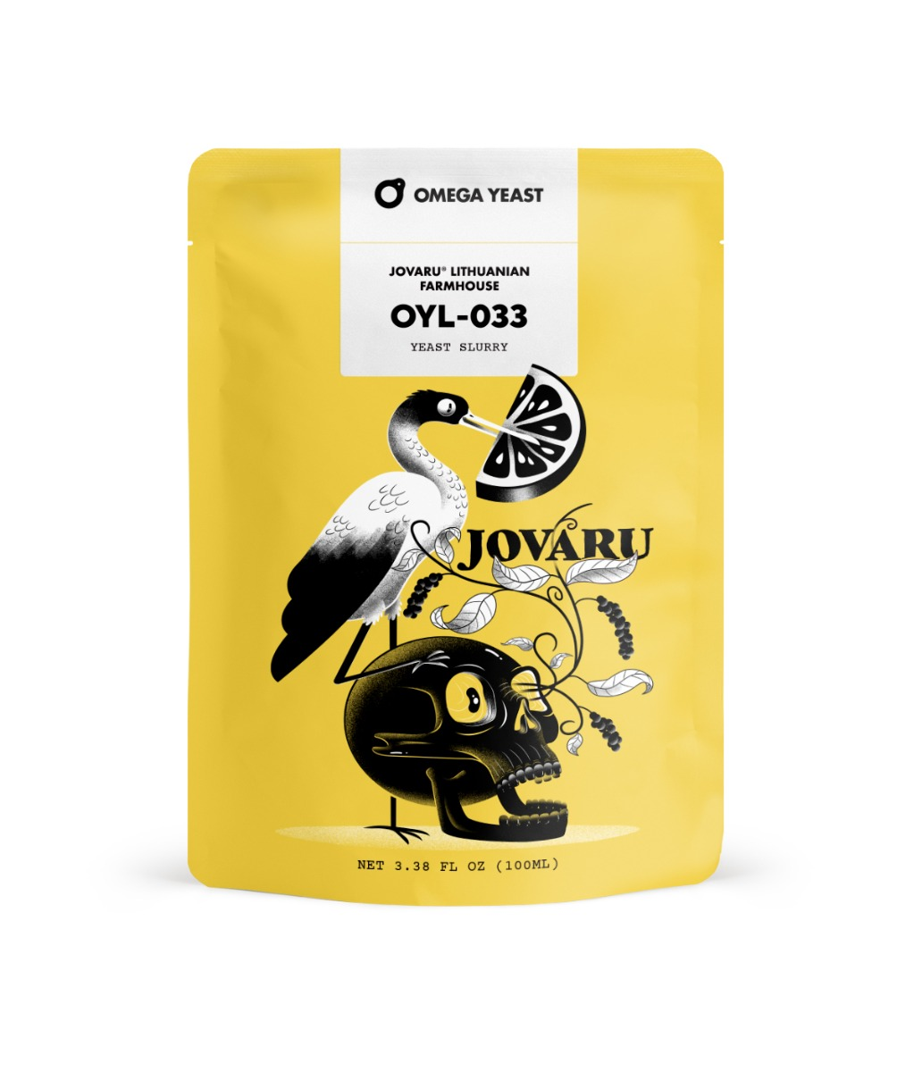 Omega Yeast OYL-033 Jovaru Yeast