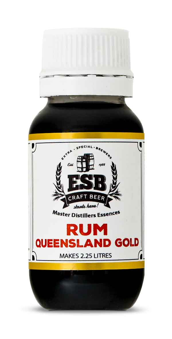 ESB Master Distillers Essences - QLD Rum