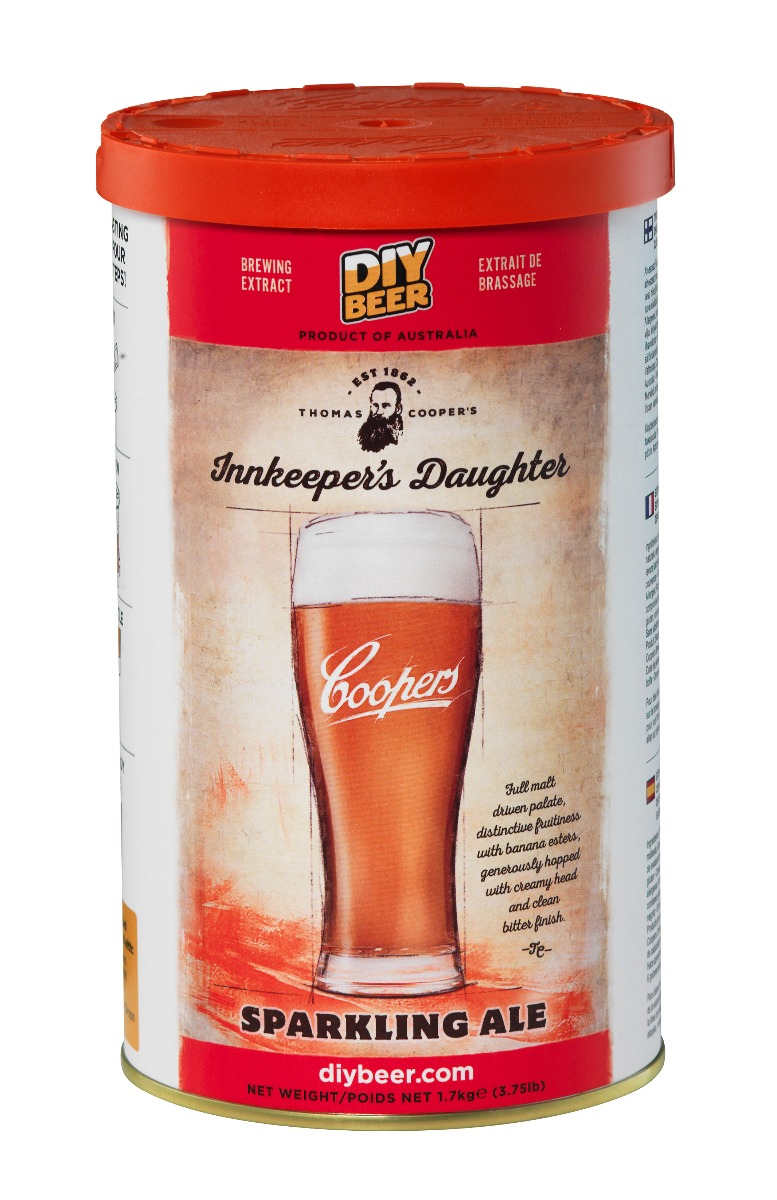 Thomas Coopers Innkeepers Daughter Sparkling Ale