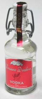 Spirits Unlimited Gold Medal Russian Vodka