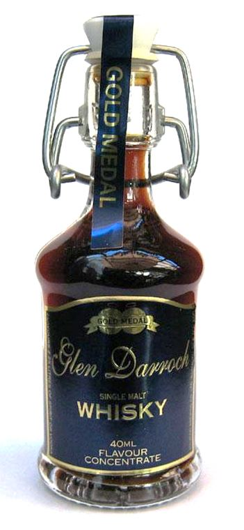 Spirits Unlimited Gold Medal Glen Darrock Single Malt Whisky