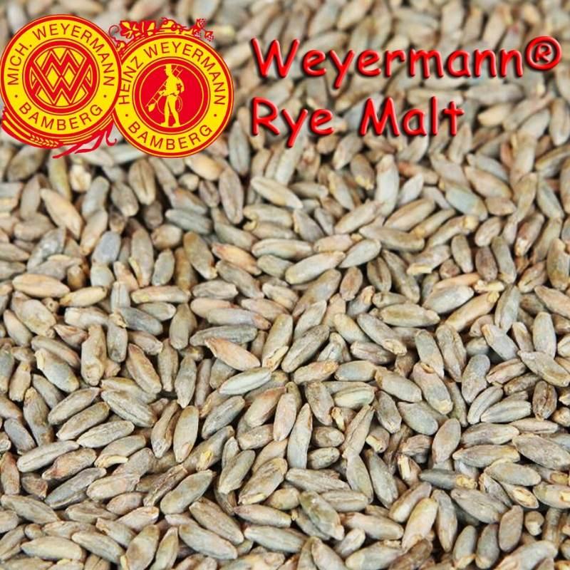 Weyermann Rye Malt