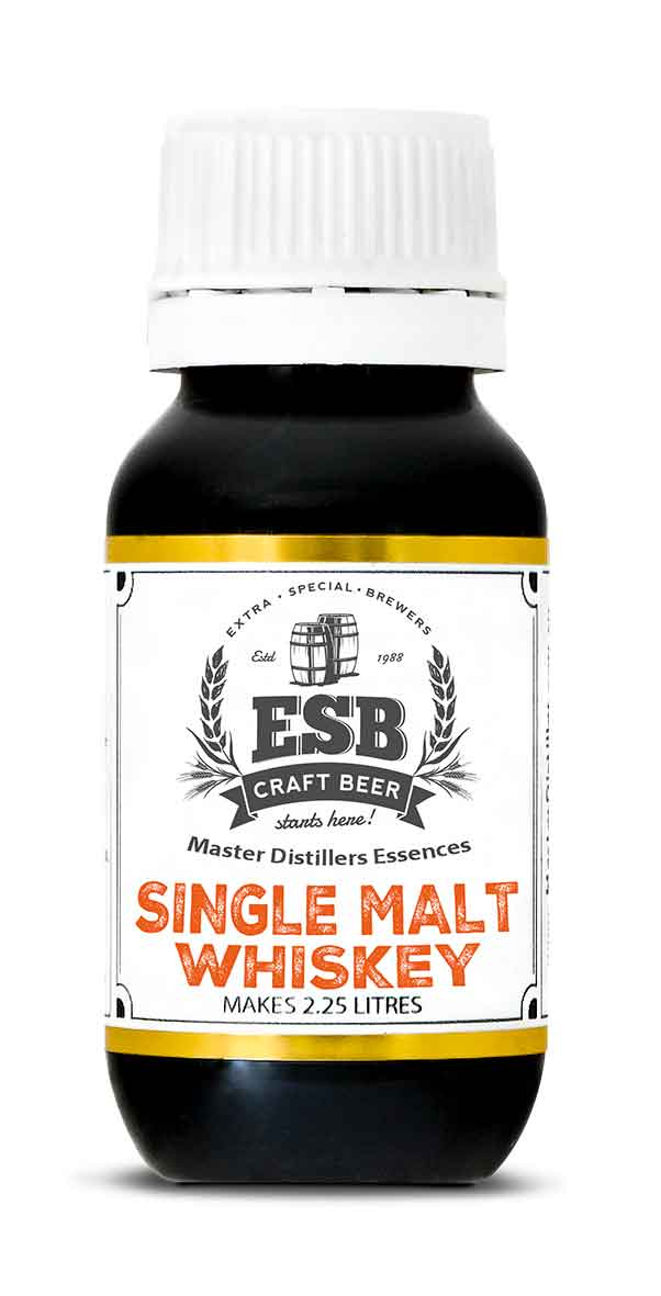 ESB Master Distillers Essences - Single Malt Whiskey