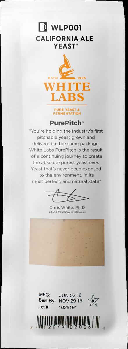 White Labs WLP090 San Diego Super Yeast